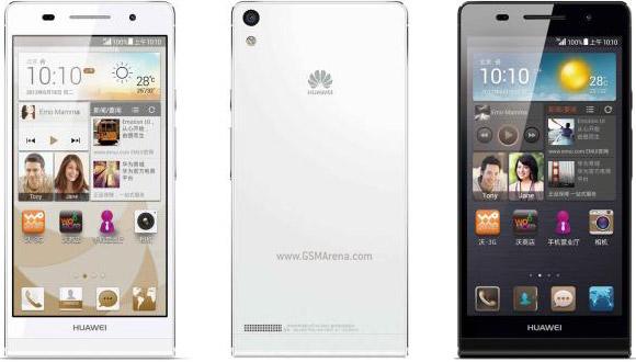 Huawei P6S 2