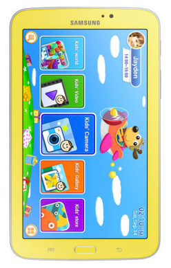 Samsung Galaxy Tab 3 7.0 Kids 1