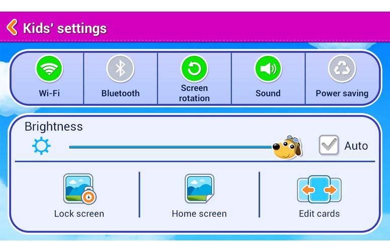 Samsung Galaxy Tab 3 7.0 Kids 8