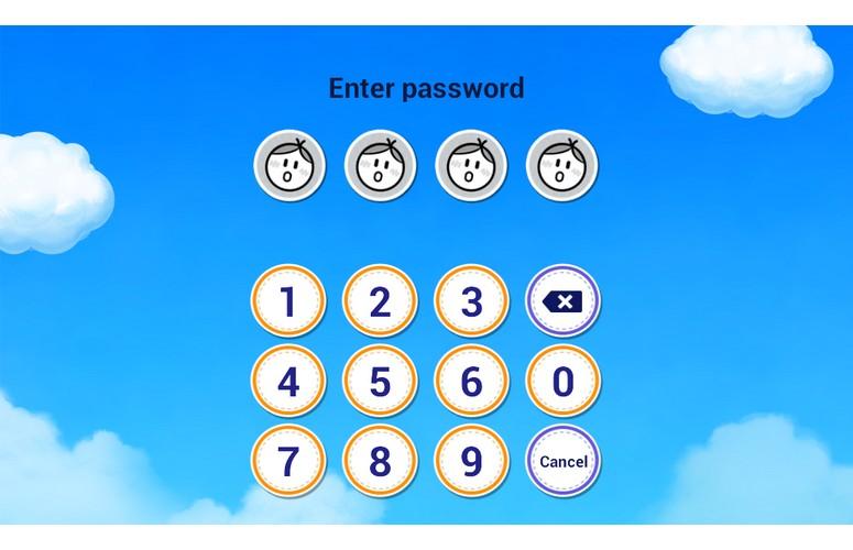 Samsung Galaxy Tab 3 7.0 Kids 9