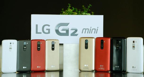 LG G2 Mini 1