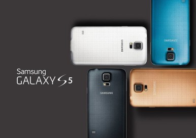 Samsung Galaxy S5 3