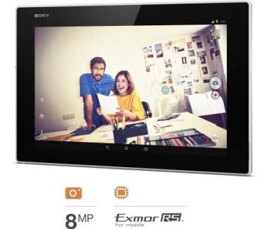 Sony Xperia Z2 tablet kamera