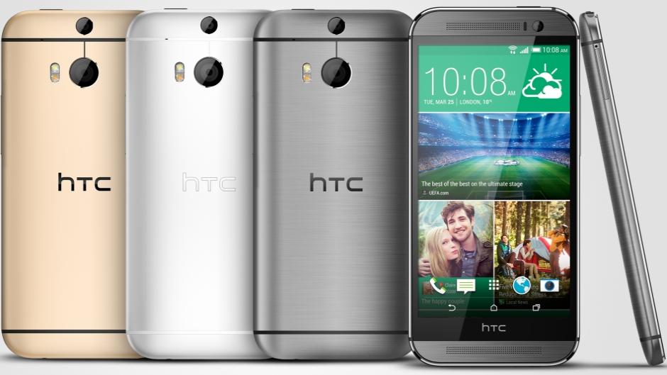 HTC One (M8) 3