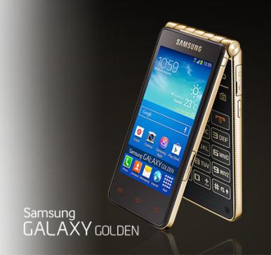 Samsung Galaxy Golden 1