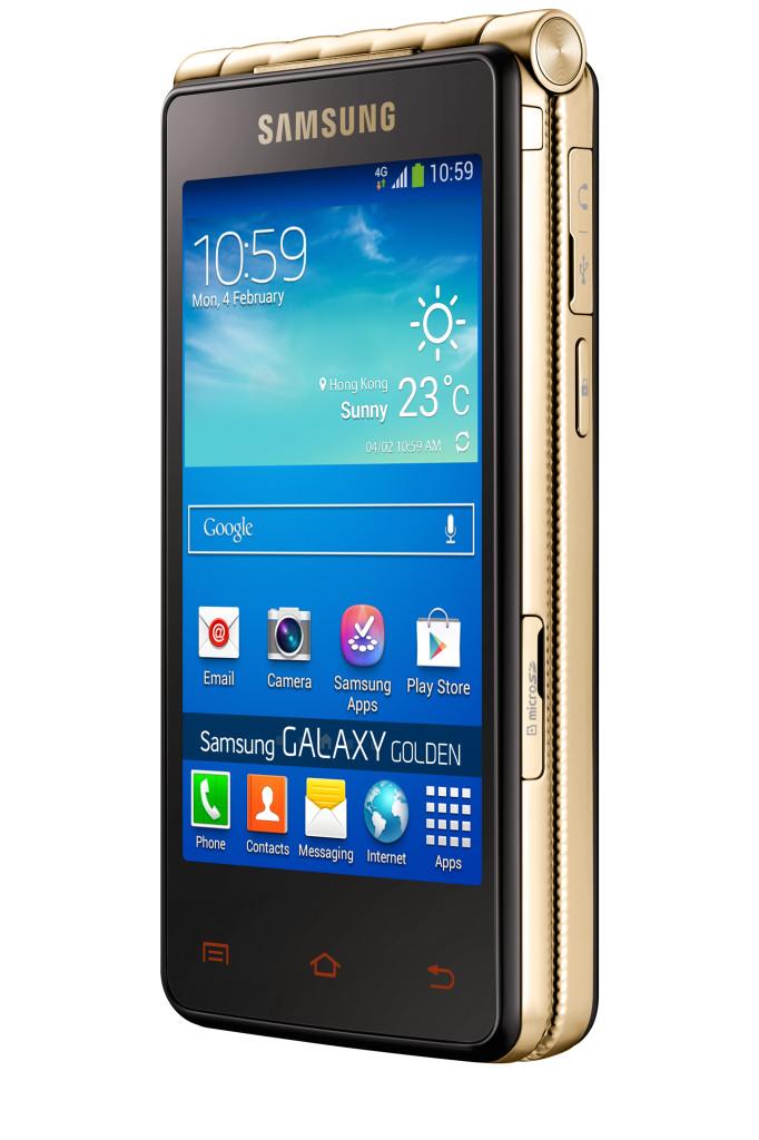 Samsung Galaxy Golden 4
