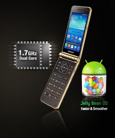 Samsung Galaxy Golden 5