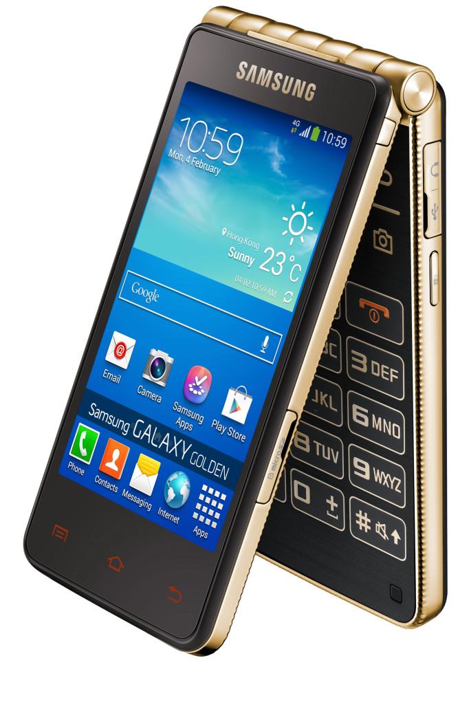 Samsung Galaxy Golden 7