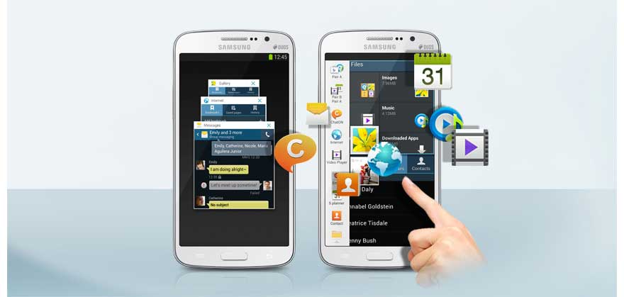 Samsung Galaxy Grand 2 Duos 5