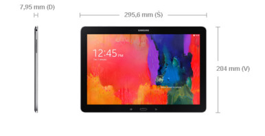 Samsung Galaxy Note Pro 12.2 4