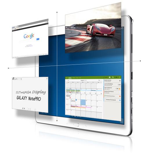 Samsung Galaxy Note Pro 12.2 6