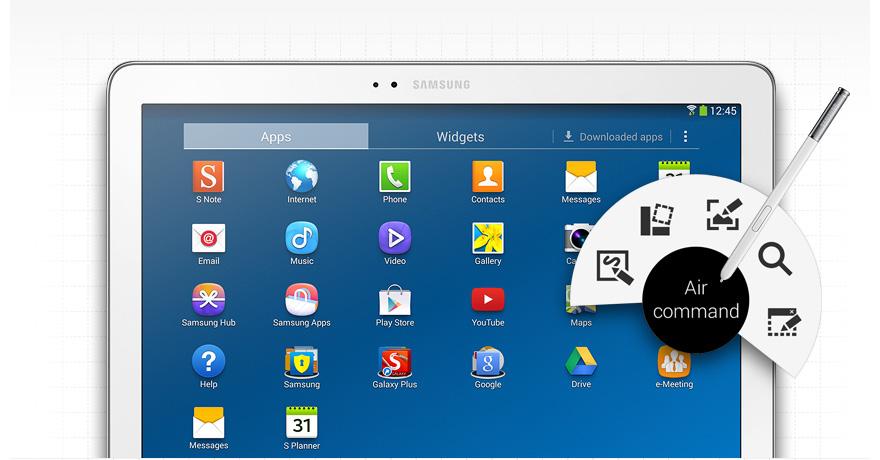 Samsung Galaxy Note Pro 12.2 7