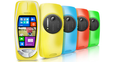 Nokia 3310 PureView 2