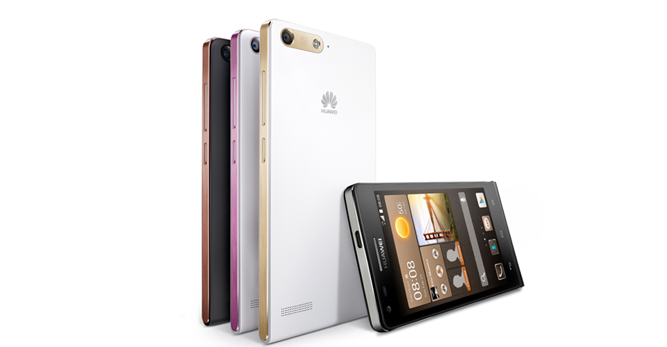 Huawei Ascend G6 6