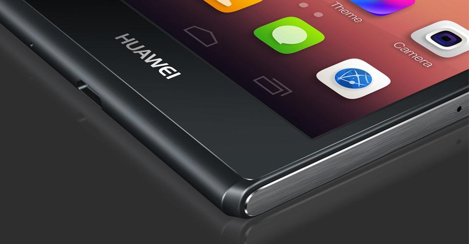 Huawei Ascend P7 4