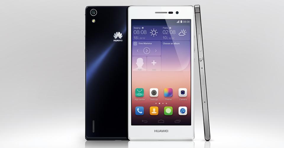 Huawei Ascend P7 9