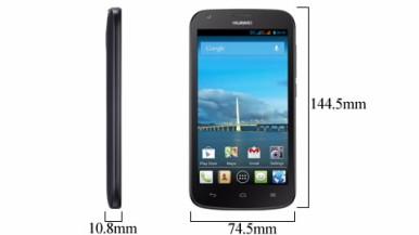 Huawei Ascend Y600 6