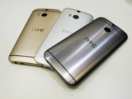 LG G3 vs HTC One M8 2