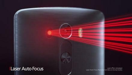 LG G3 vs Samsung Galaxy S5 6