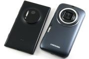 Samsung Galaxy K Zoom i Nokia Lumia 1020 11