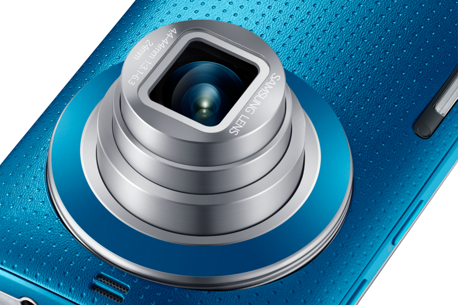 Samsung Galaxy K Zoom 11