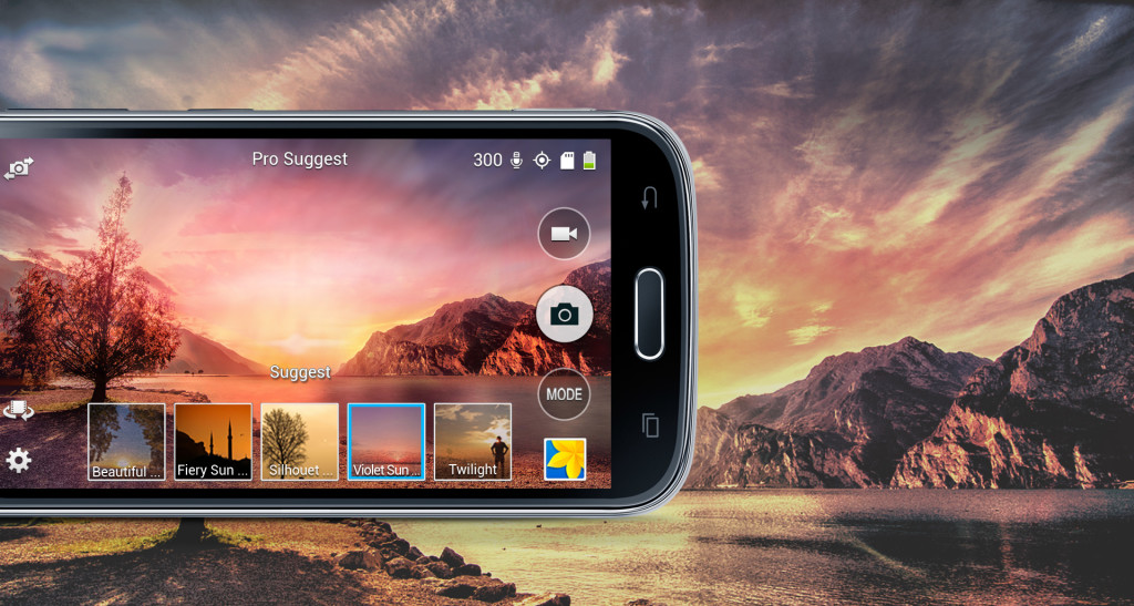 Samsung Galaxy K Zoom 9