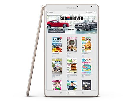 Samsung Galaxy Tab S 8.4 5
