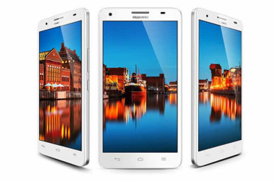 Huawei Honor 3X 4