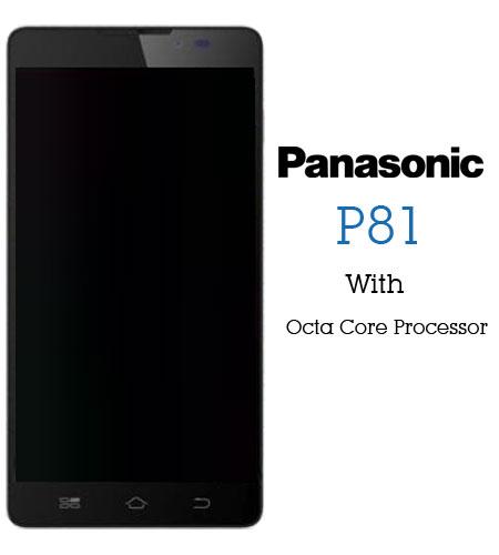 Panasonic P81 3