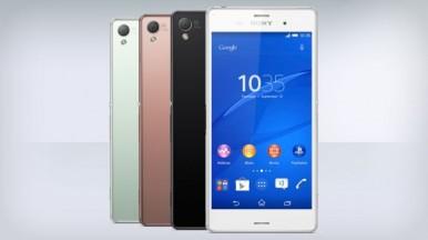 Sony Xperia z3+ nam dolazi u  četiri boje