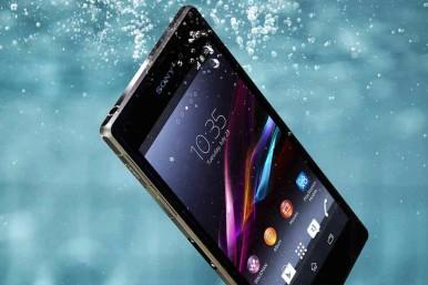 Sony Xperia Z3+ je otporan na vodu