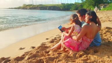 tablet - zabava za celu porodicu
