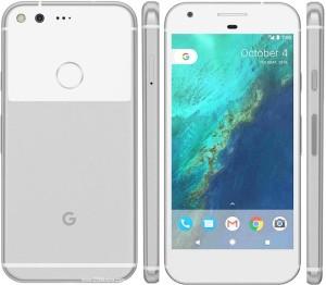 google-pixel-white