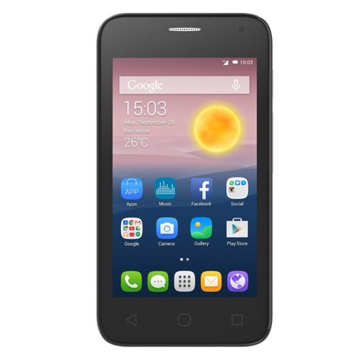 Alcatel Pixi First Dual SIM