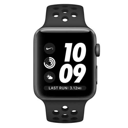 Apple Watch Series 3 Sport Nike Plus 42mm Alluminium