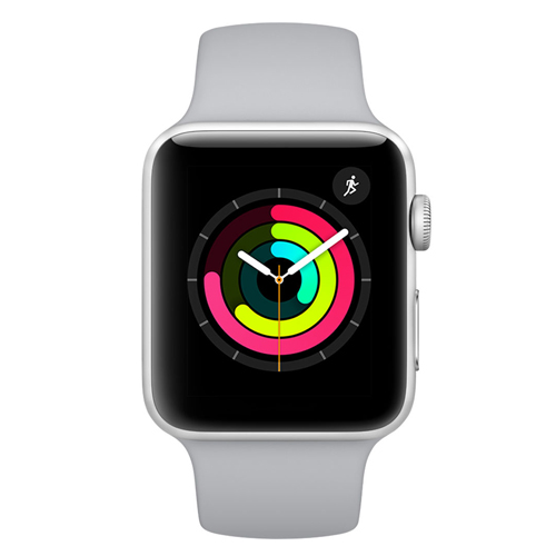 Apple Watch Series 3 Sport 42mm Alluminium, Cena: 355 €