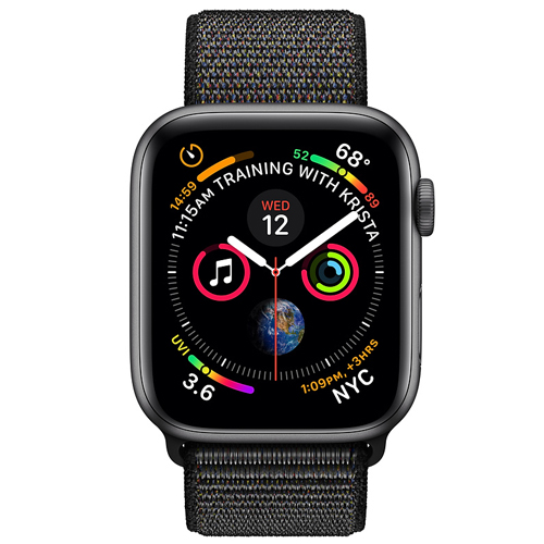 Apple Watch Series 4 Sport 44mm (GPS) Alluminium Loop
