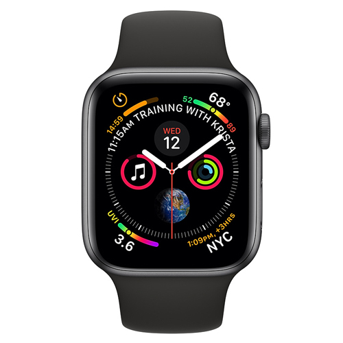 Apple Watch Series 4 Sport 40mm (GPS plus LTE) Alluminium
