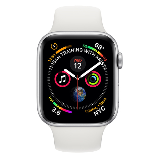 Apple Watch Series 4 Sport 44mm (GPS plus LTE) Alluminium, Cena: 599 €