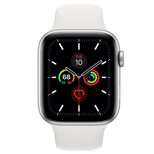 Apple Watch Series 5 Sport 44mm (GPS + Cellular) Alluminium Case Sivo, Cena: 565 €