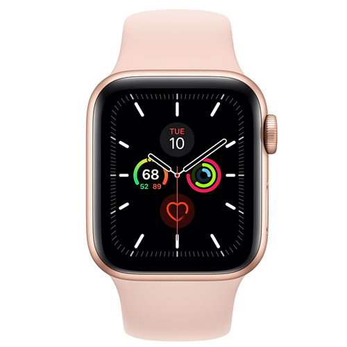 Apple Watch Series 5 Sport 44mm (GPS) Alluminium Case Zlatna, Cena: 489 €